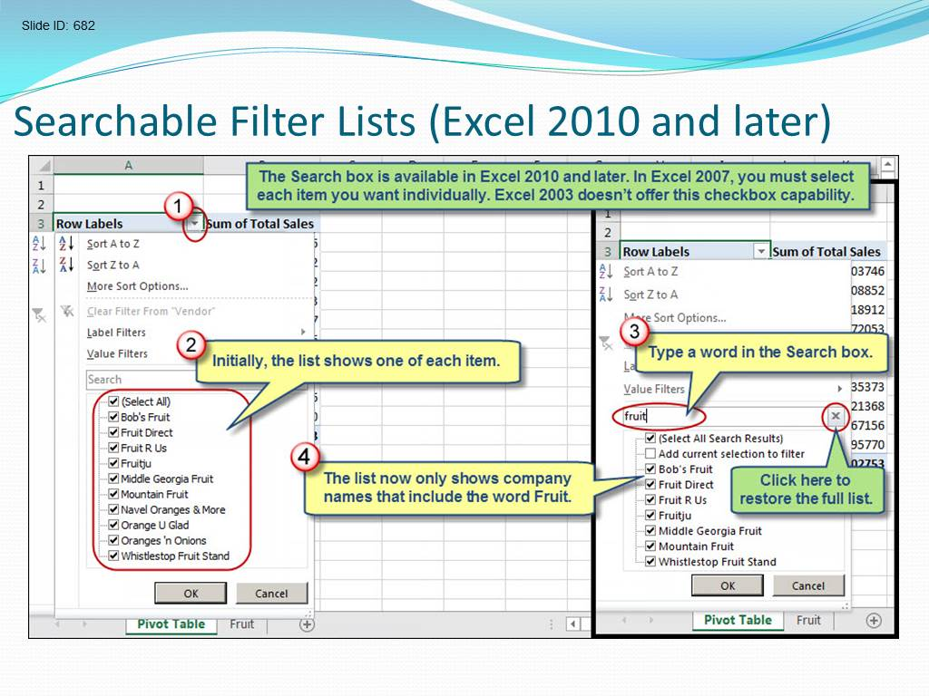 What S New In Excel Davidringstrom