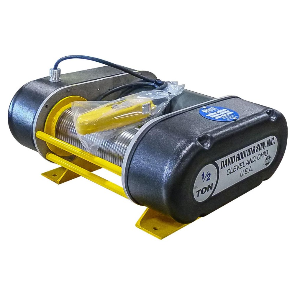 medium resolution of m55 series grooved drum electric winch air powered available