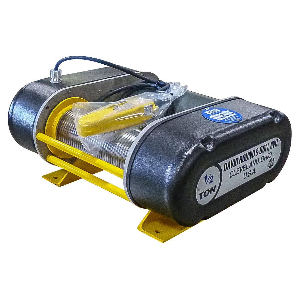 hight resolution of m55 series grooved drum electric winch air powered available