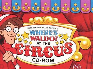 Where's Waldo at the Circus