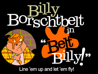 Belt Billy