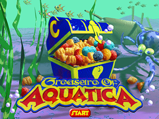 Treasure of Aquatica