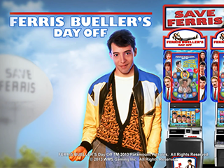 Ferris Bueller's Day Off Slot Game