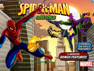 Spider-Man Slot Game