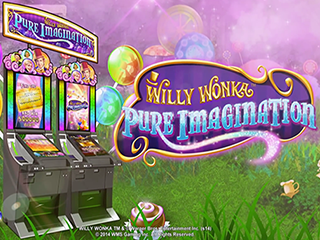 Willy Wonka — Pure Imagination Slot Game