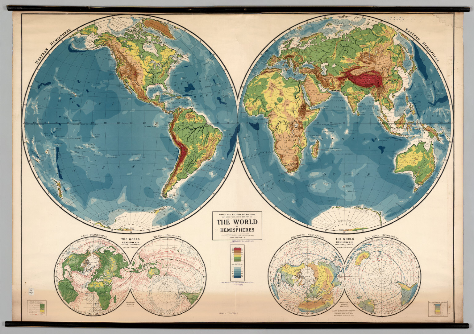 Solve The World Map