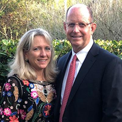 Karen & Brian Brady