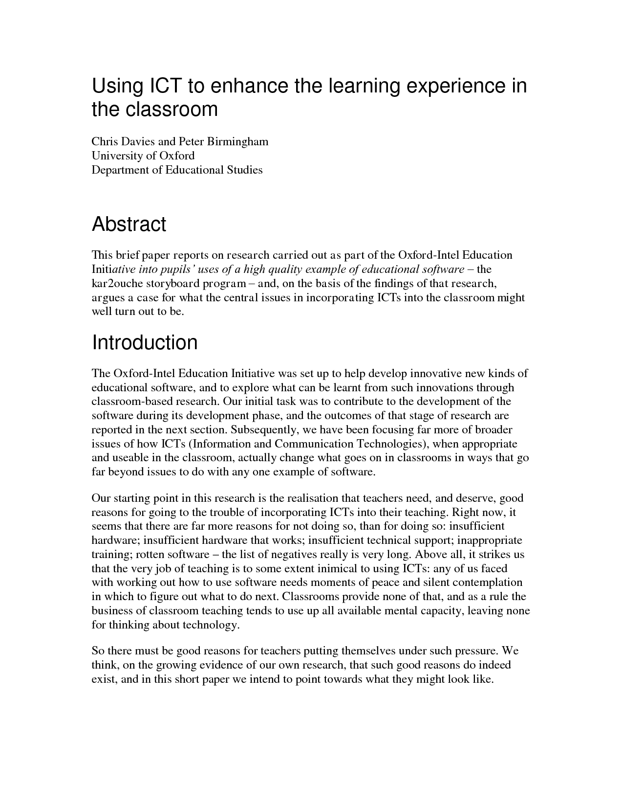 Essay Abstract How To Write An Abstract For A Research Paper Com