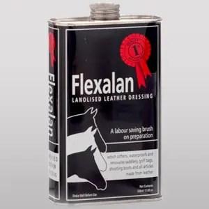 FLEXALAN LEATHER DRESSING 500ML-0