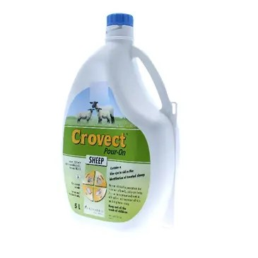 CROVECT SHEEP POUR ON 5L-0