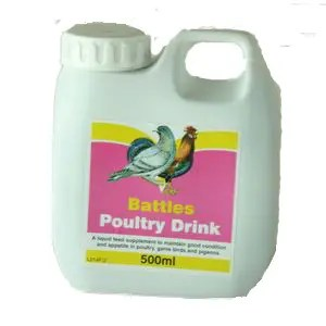 BATTLES POULTRY DRINK 500ML-0