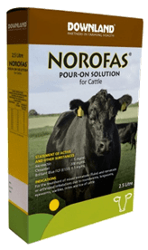NOROFAS CATTLE POUR ON 6L-0