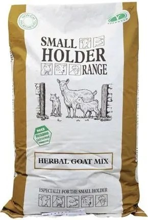 ALLEN & PAGE HERBAL GOAT MIX 20KG-0