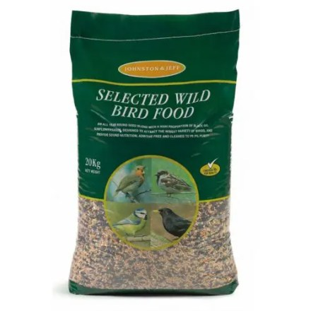 JOHNSTON & JEFF STANDARD WILD BIRD MIX-0