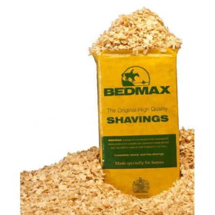 BEDMAX SHAVINGS 384 BALES / 8 PALLETS ( HALF ARCTIC LOAD FORKLIFT REQUIRED )-1980