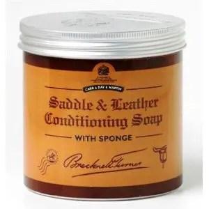 BRECKNALL TURNER SADDLE SOAP 250ML-0