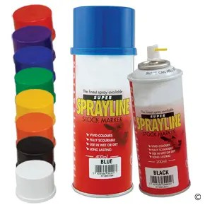 SPRAYLINE RED 400ML-0