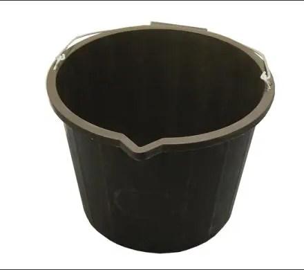 BLACK BUCKET 14L-0