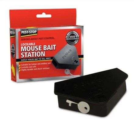 MOUSE BAIT STATION-0