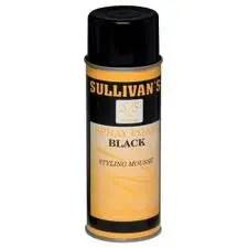 SULLIVANS BLACK STYLING MOUSSE-0