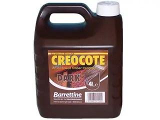 CREOCOTE DARK 4L-0