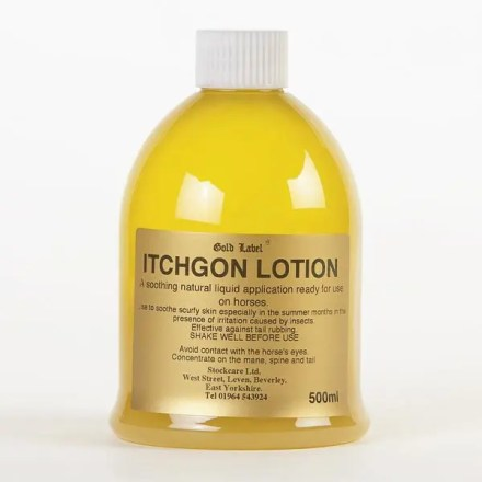 GOLD LABEL ITCHGON 400ML-0