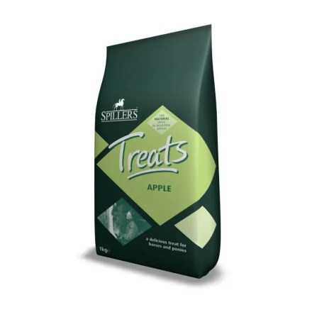 SPILLERS APPLE HORSE TREATS 1KG-0
