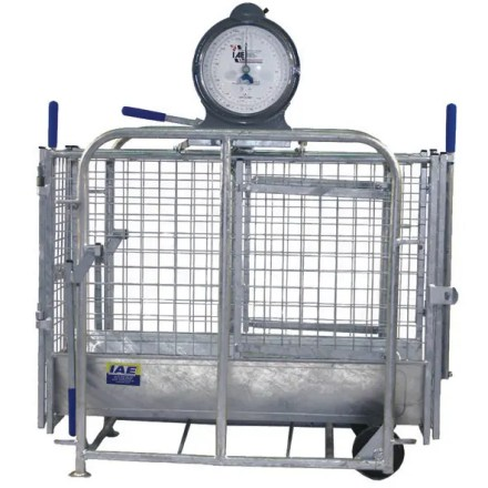 IAE MECHANICAL LAMB WEIGHER-0