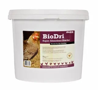 BIOLINK BIODRY POWDER DISINFECTANT 5KG-0