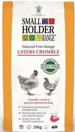 ALLEN & PAGE LAYERS CRUMBLE 20KG-0