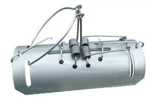 DUFFUS MOLE TRAP ( BARREL )-6044
