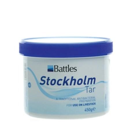 BATTLES STOCKHOLM TAR 450G-0