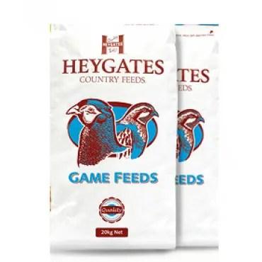 HEYGATES NUMBER THREE PELLETS (GROWER) 20KG-0