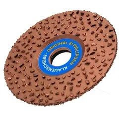 HOOF DISC METAL 115MM-0