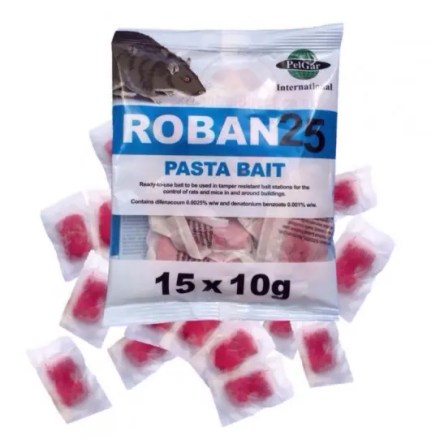ROBAN PASTA BAIT 150G ( AMATEUR USE )-0