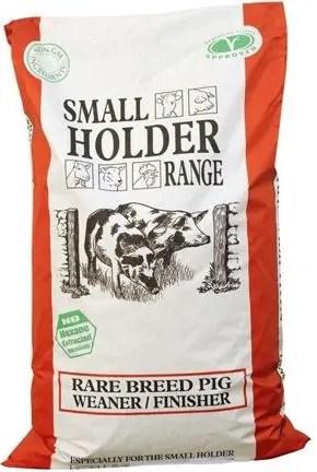ALLEN & PAGE RARE BREED PIG WEANER FINISHER 20KG-0