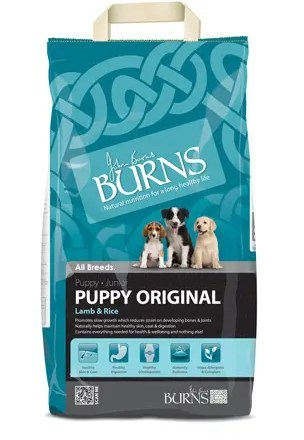 BURNS ORIGINAL PUPPY LAMB & BROWN RICE 2KG-0