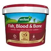 WESTLAND FISH BLOOD & BONE MEAL 10KG-0