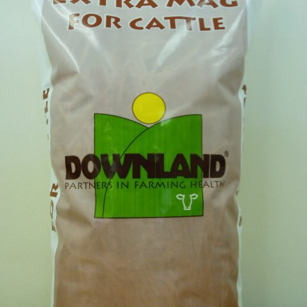 DOWNLAND CATTLE HIGH MAG FA 25KG-0