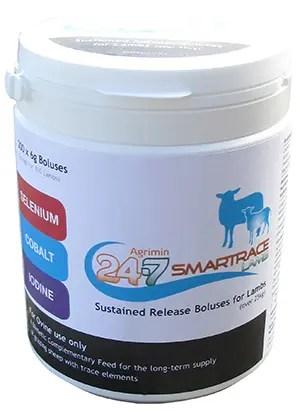 AGRIMIN SMARTRACE 24-7 LAMB BOLUS STARTER PACK-0