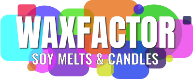Waxfactor Soy Melts & Candles logo