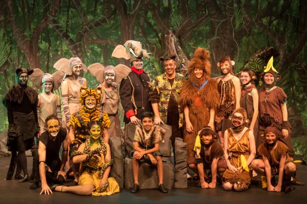 Jungle Book The Musical  David Spicer Productions