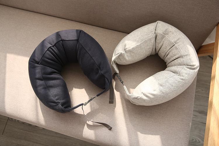 Airplane Hoodie Travel Pillow  David Steele
