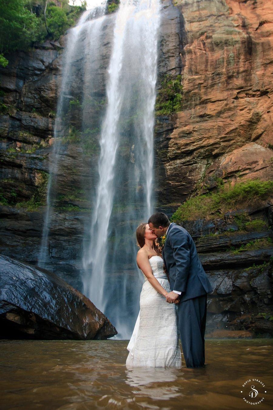 Toccoa Falls Wedding Photography  Lacy and Jonathan