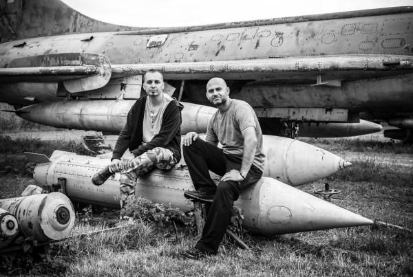 Stíny paměti aneb putování po stopách vojenských letadel Vladimír Cettl a David Surý