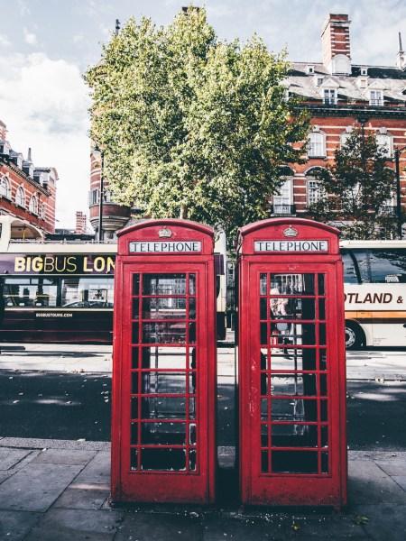 London [10/2018]