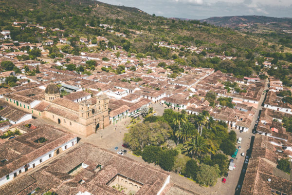 Colombia Barichara David Surý DJI Mavic