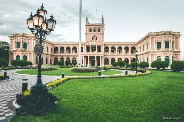 Paraguay Asuncion David Surý