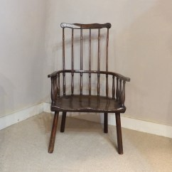 Comb Back Windsor Chair Ikea Kitchen Chairs Settles