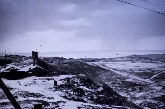Attu, Alaska - Overlooking Massacre Bay